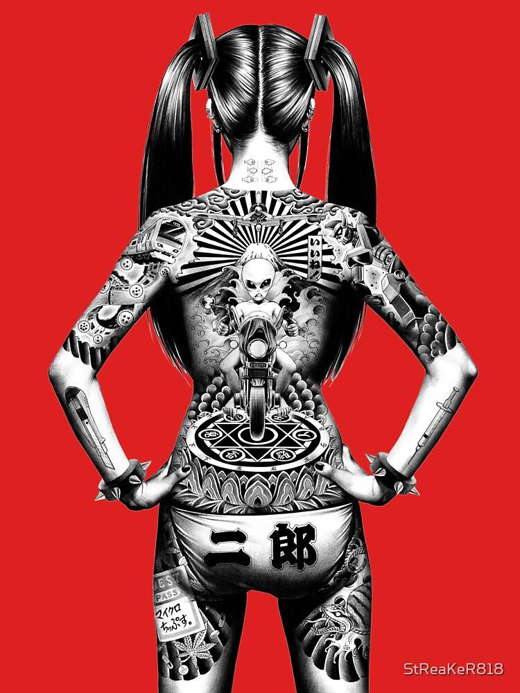 Tattoo Girl by StReaKeR818