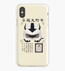 Lost Appa Poster iPhone Case/Skin