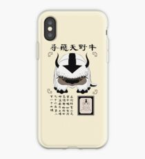 Lost Appa Poster iPhone Case
