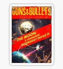 Guns and Bullets #06 Sticker