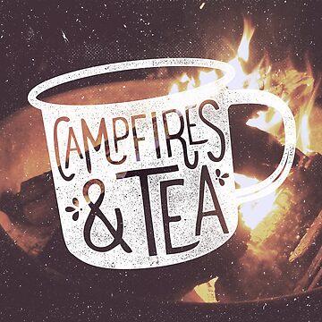 CAMPFIRES & TEA de cabinsupplyco