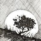 Ein afrikanischer Mond von Maree Clarkson