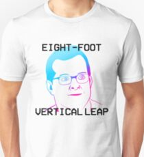 MBMBaM - EIGHT-FOOT VERTICAL LEAP Unisex T-Shirt