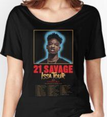 21 Savage Issa Tourhemd Loose Fit T-Shirt