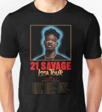21 Savage Issa Tour Shirt Unisex T-Shirt