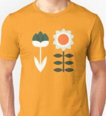 Set Sun Olive Unisex T-Shirt