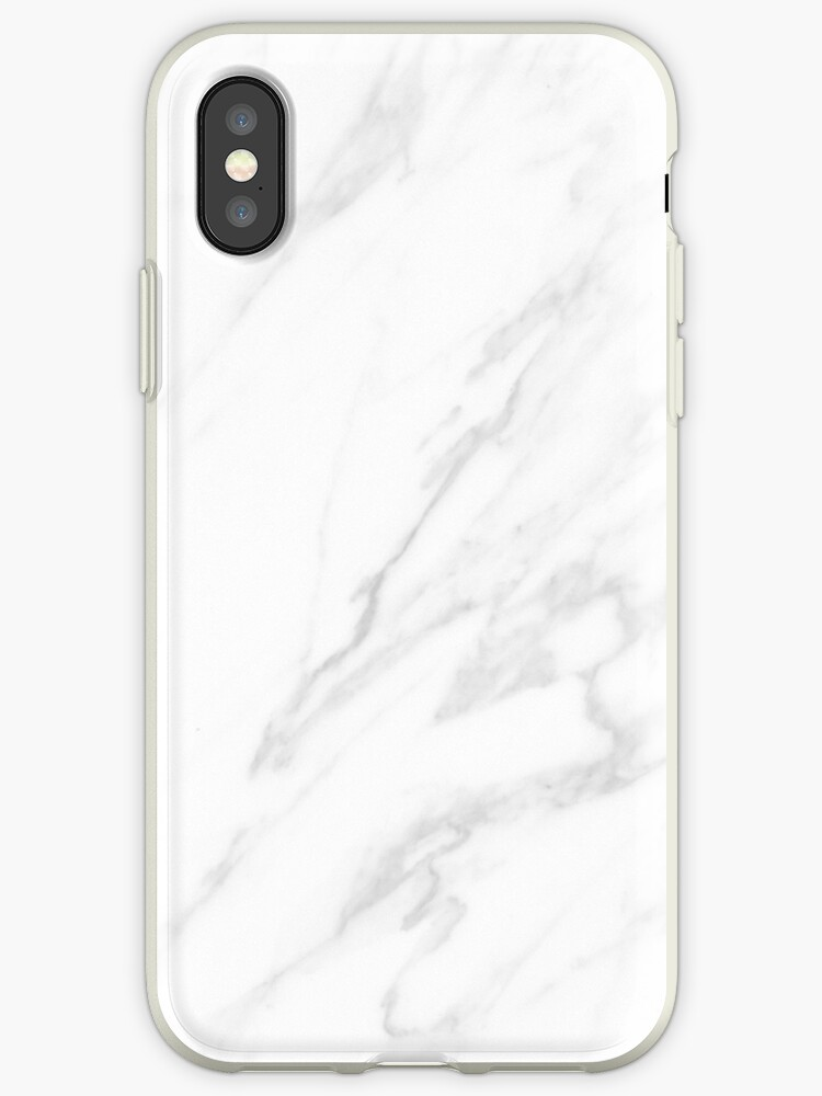 Marble Classic Real Black and White Marble by naturemagick