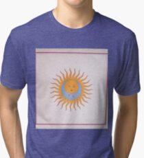 Larks' Tongues in Aspic, King Crimson, lp cover Tri-blend T-Shirt