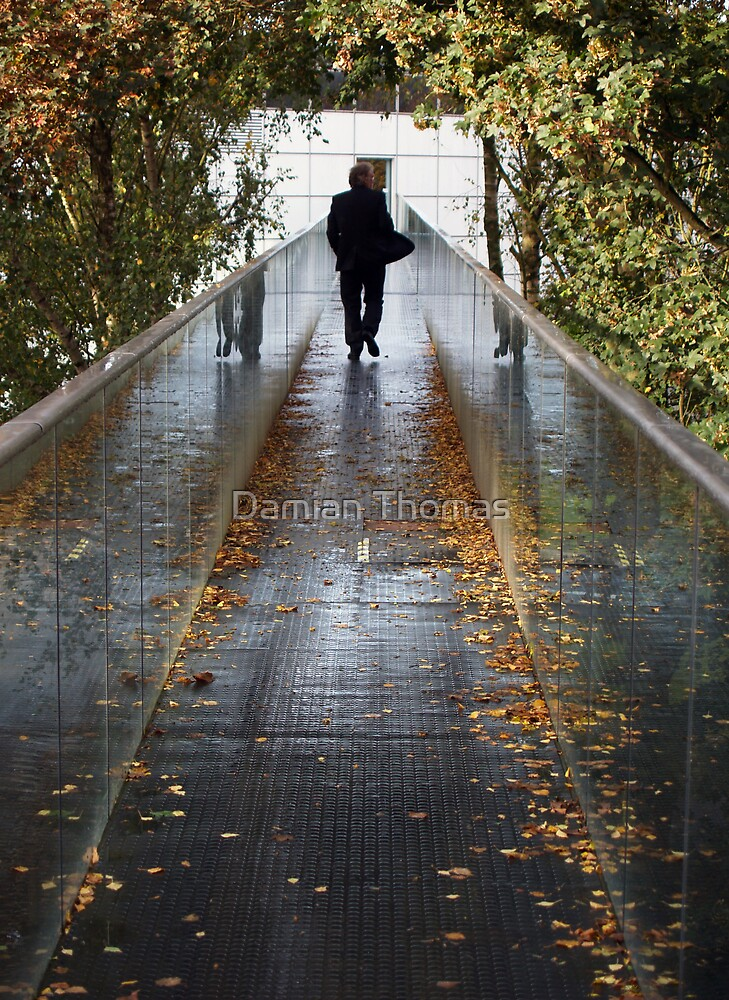 Lonely Walk by Damian Thomas