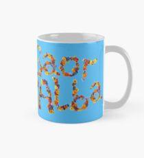 Flower Power- Saor Alba Mug
