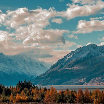 Montañas Rocosas en otoño de TravelDream
