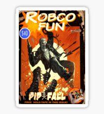 RobCo Fun #08 Sticker