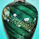 A Vase by Margaret Stevens