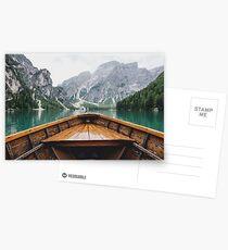 Lebe das Abenteuer - wild und frei Postkarten
