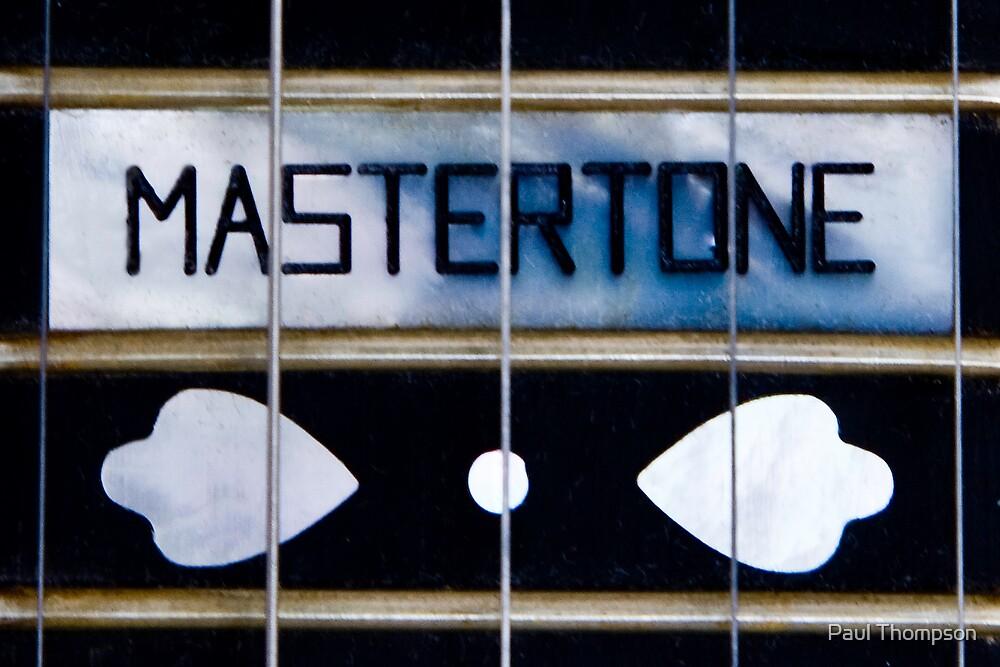 Gibson Earl Scruggs Mastertone Banjo - 1 by Paul Thompson