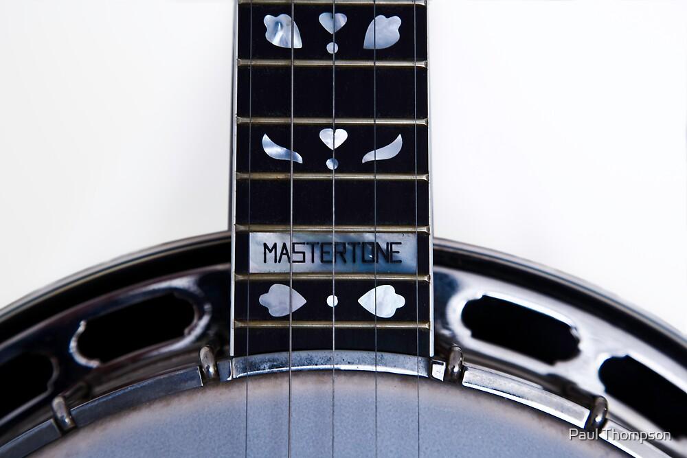 Gibson Earl Scruggs Mastertone Banjo - 2 by Paul Thompson