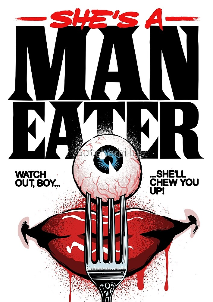 Maneater by butcherbilly