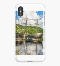 Tall Pirate Ships iPhone Case/Skin