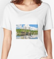 Tall Pirate Ships Women's Relaxed Fit T-Shirt
