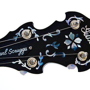 Gibson Earl Scruggs Mastertone Banjo - 16 by paultho