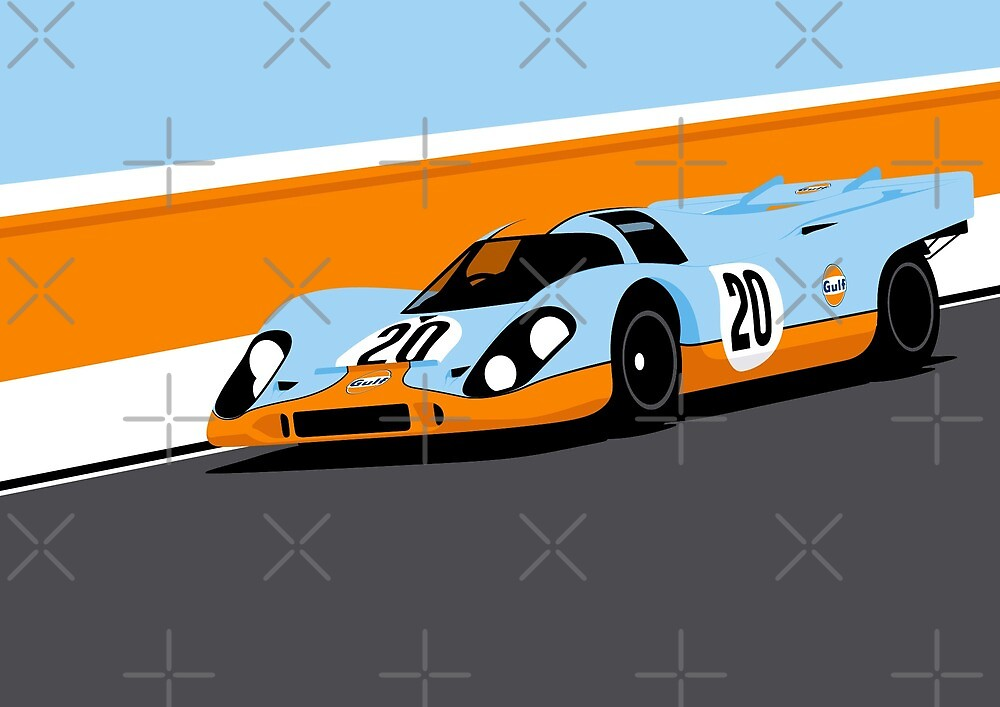 917: Le Mans by RLineDesigns