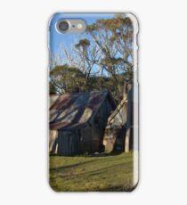 Wallace Hut iPhone Case/Skin