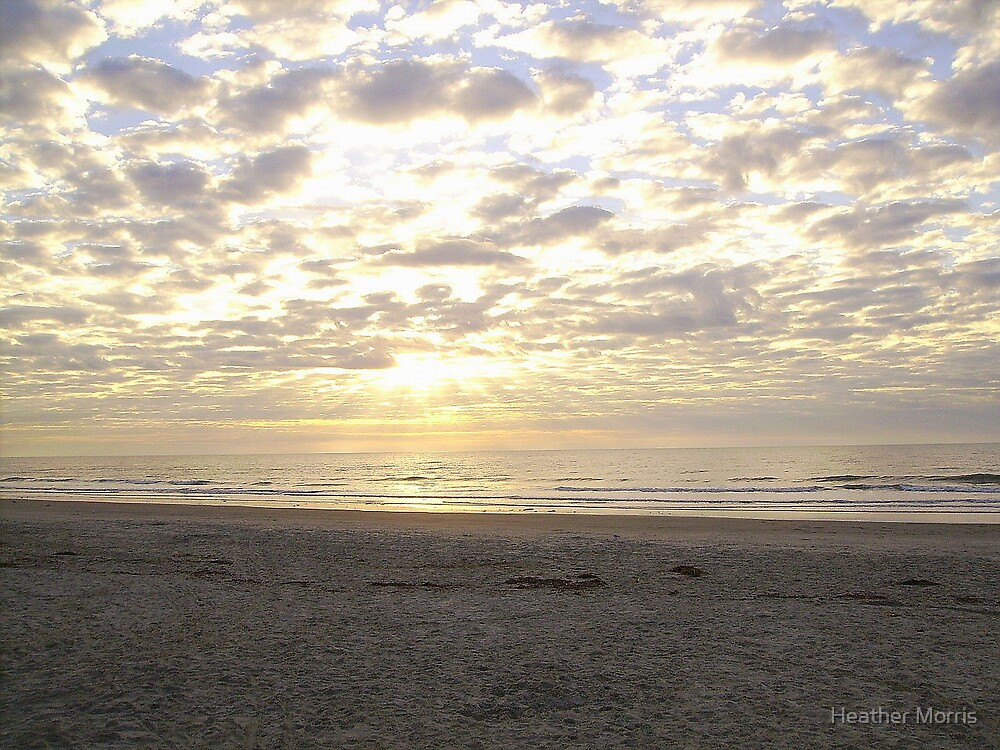 Sunset Beach by Heather Morris