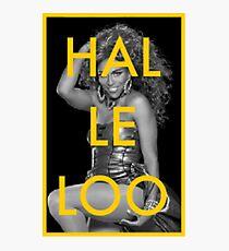 RPDR - Shangela: Halleloo Photographic Print