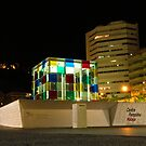 Modern Malaga - The Port Cube by wiggyofipswich