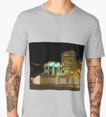 Modern Malaga - The Port Cube Men's Premium T-Shirt