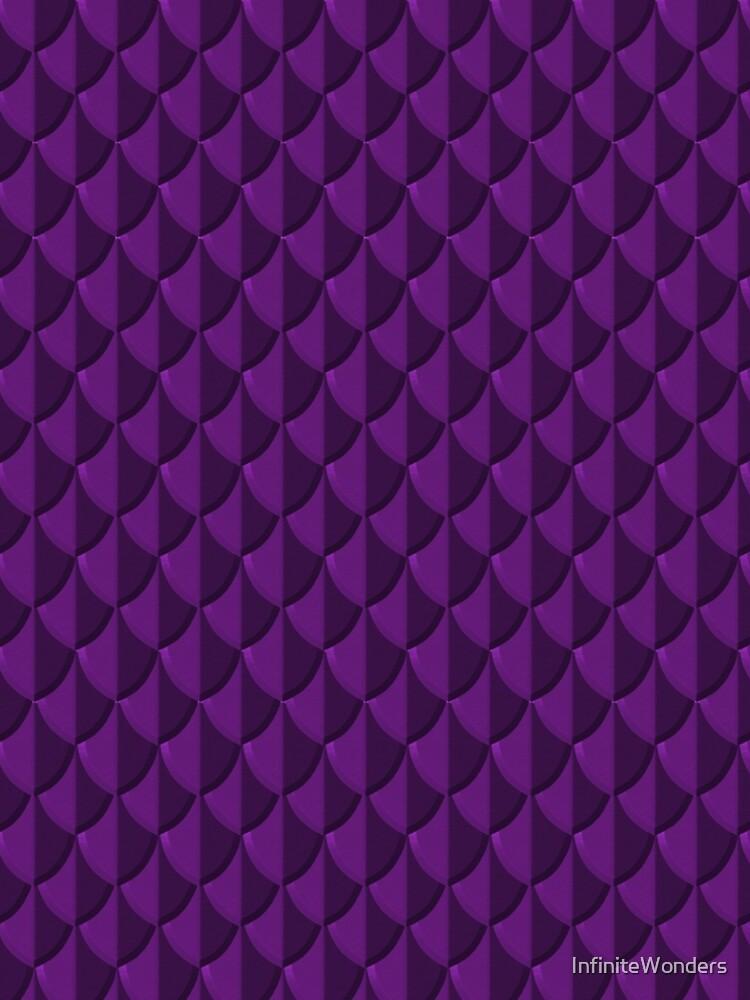 Purple Dragon Scales by InfiniteWonders