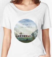 Without Me Women's Relaxed Fit T-Shirt