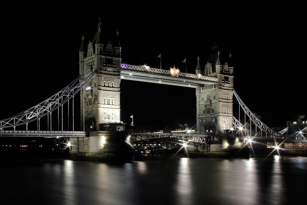 Tower Bridge by Adrian Richardson