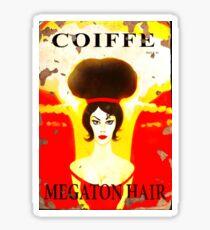La Coiffe #01 Sticker