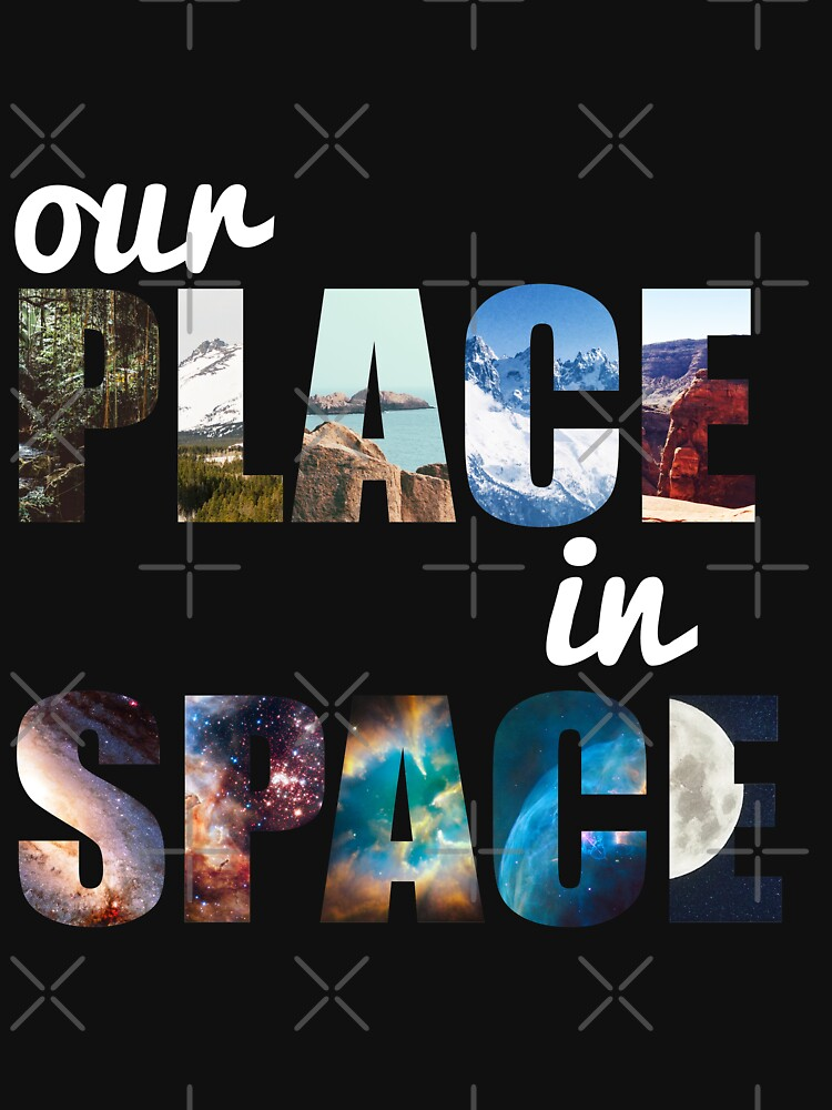 Our Place in Space by Jenik