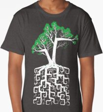 Square Root Long T-Shirt