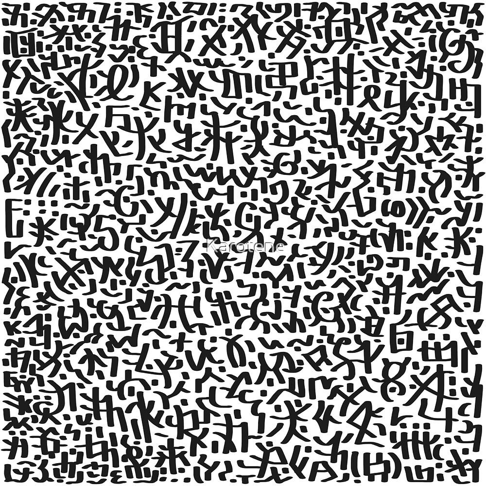 Doodle by Karotene
