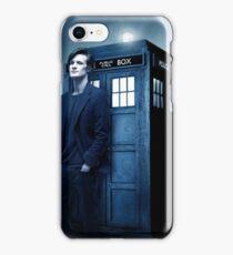 doctor smith tee Tardis Hoodie / T-shirt iPhone Case/Skin