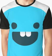 Hello Ghost Graphic T-Shirt