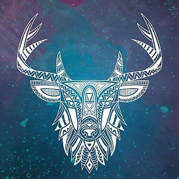 Cervo Trib by xAurom