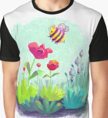 Queen bumble bee Graphic T-Shirt