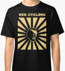 red cyclone Classic T-Shirt