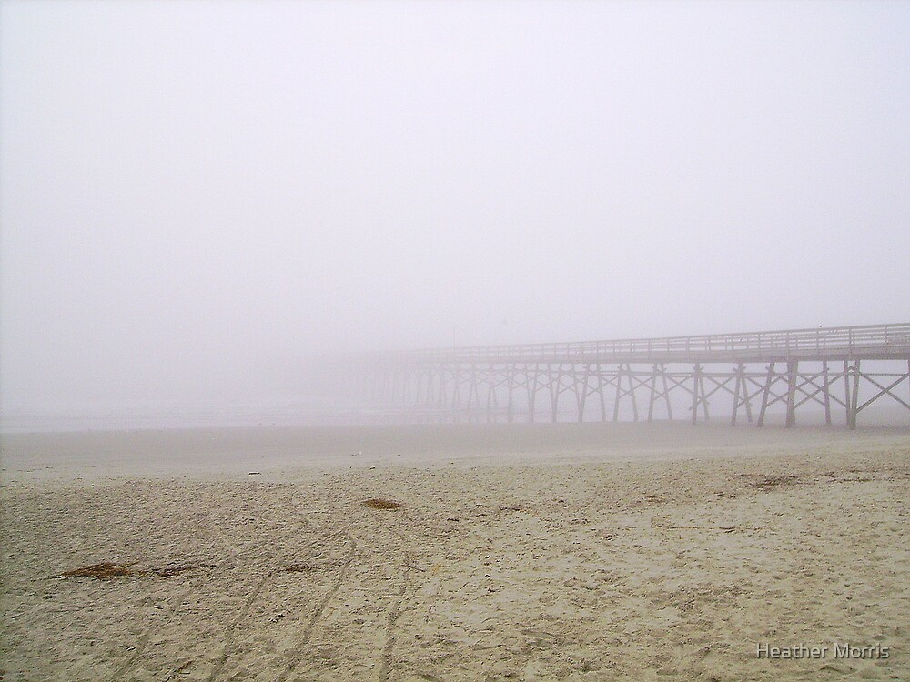 The Pier to Nowhere by Heather Morris
