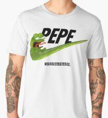 Nike Pepe - REEEEEEEEEEEEEEEEEEEEE Men's Premium T-Shirt