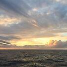 Sunrise on Celtic Sea by FrancesArt