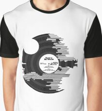 Star Wars - Death Star Vinyl Graphic T-Shirt