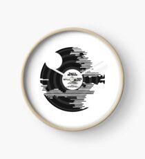 Star Wars - Death Star Vinyl Clock