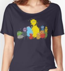 Sesame Splash Women's Relaxed Fit T-Shirt