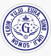 Gfriend OT6 Sticker