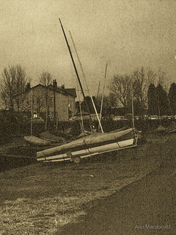 Boat by Ann Macdonald